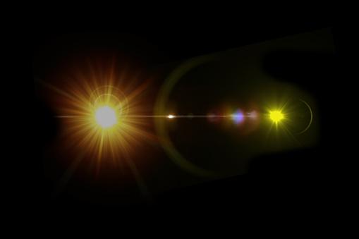 868064724 istock photo Lens Flare Effect 1039995486