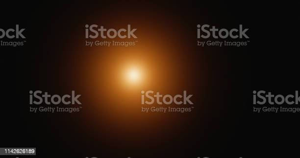 Photo of Lens Flare Effect