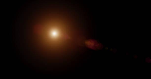 レンズフレア効果 - 太陽の光 ストックフォトと画像
