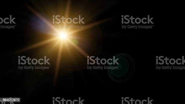 Photo of Lens Flare