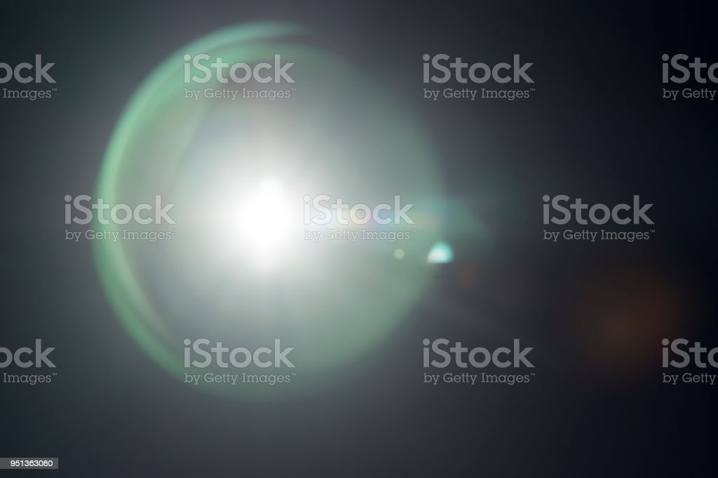 Lens Flare stock photo