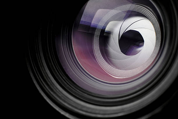 lens - aperture stock pictures, royalty-free photos & images
