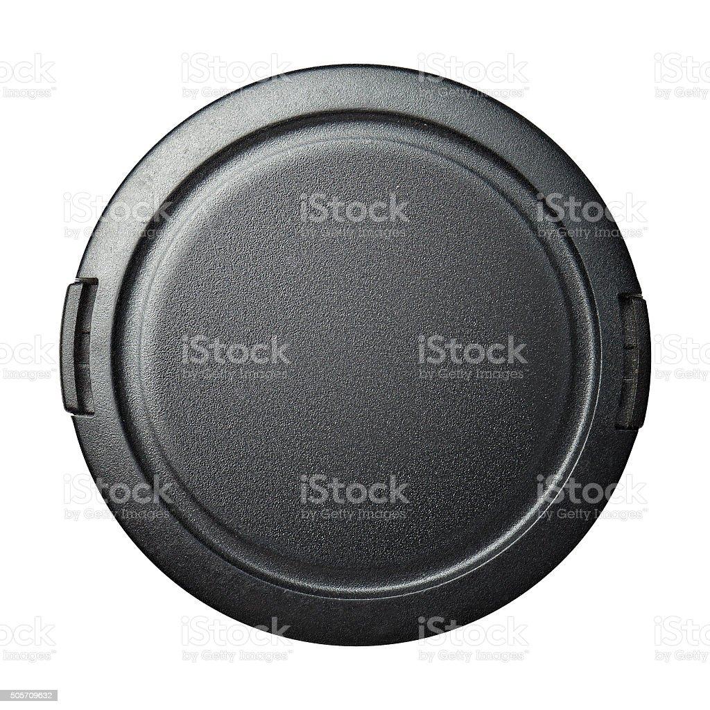 Objektivdeckel stock photo