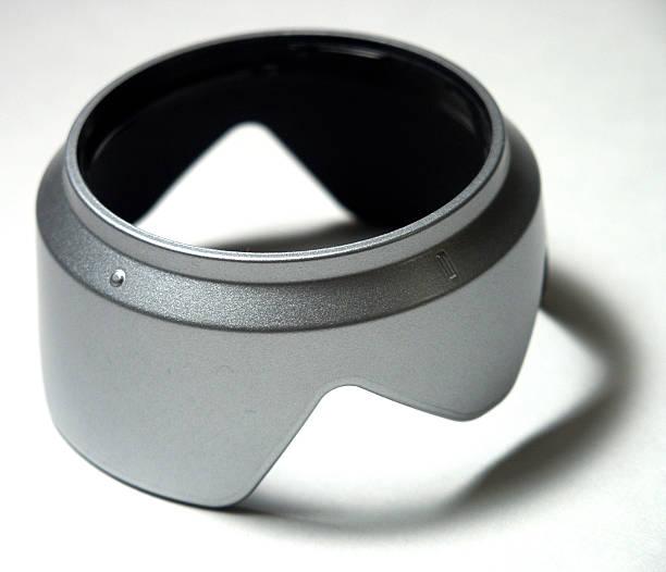 Lens Shade stock photo