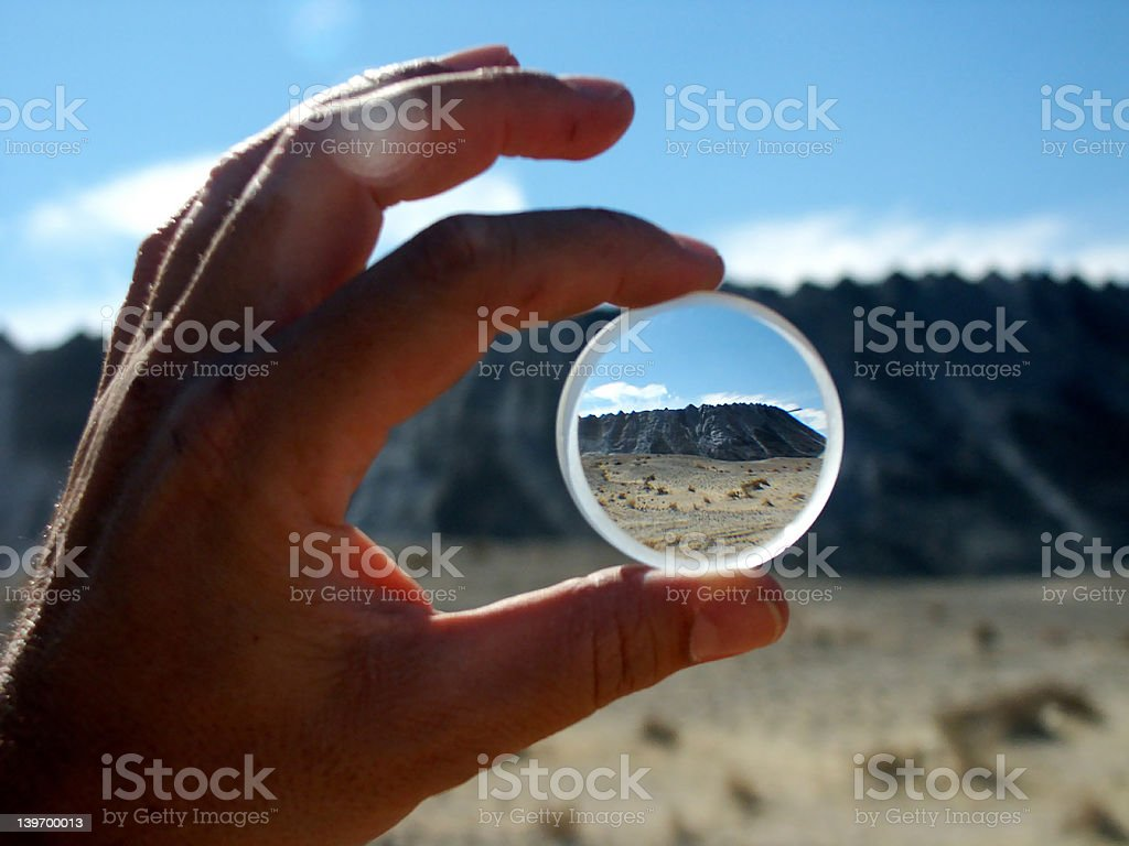 lens-cape royalty-free stock photo