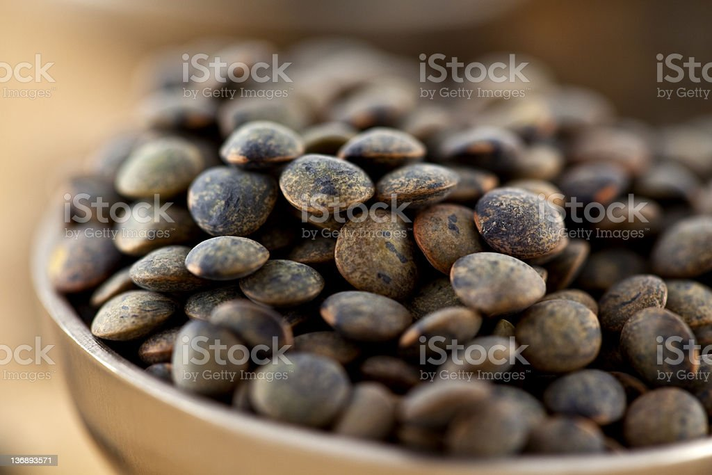 Lentilles royalty-free stock photo