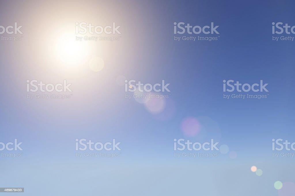 Lensflare royalty-free stock photo