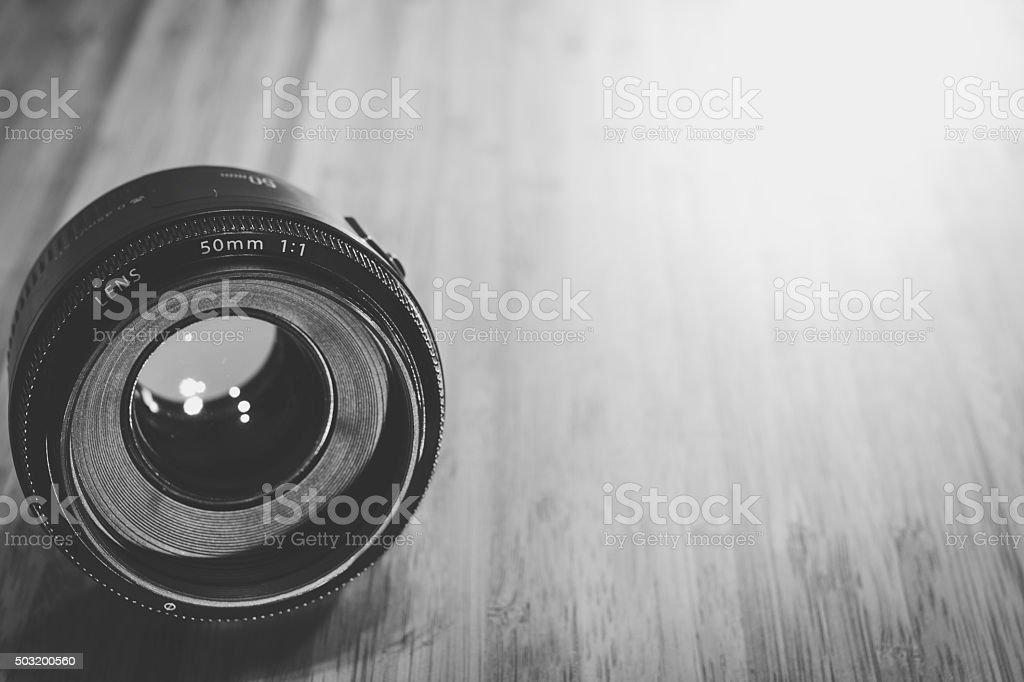 lente stock photo