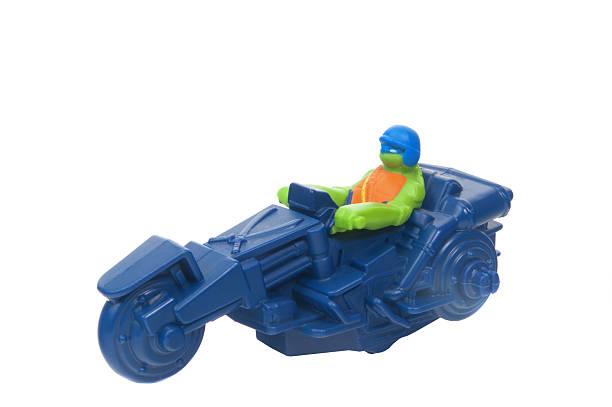 Leonardo Tmnt 2012 Happy Meal Toy Stock Photo Download Image Now