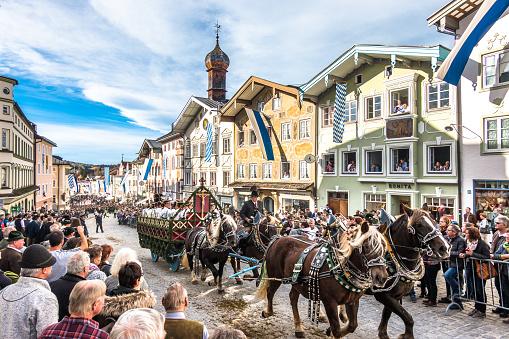 leonhardifahrt bad tölz 2019
