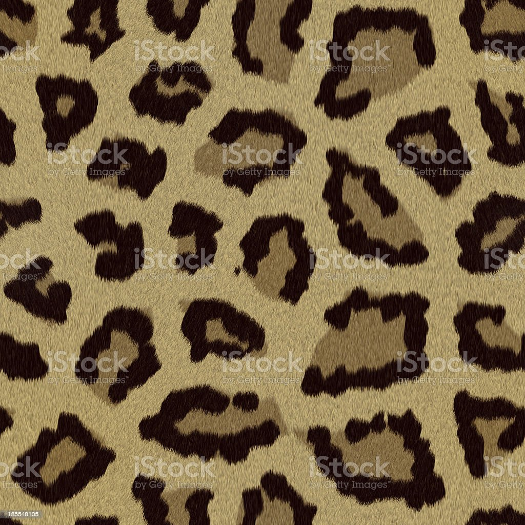 Leopard fur (skin) background or texture royalty-free stock photo