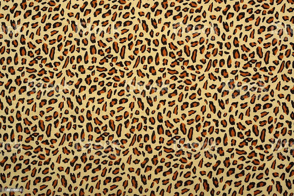 Leopard Pattern Background royalty-free stock photo