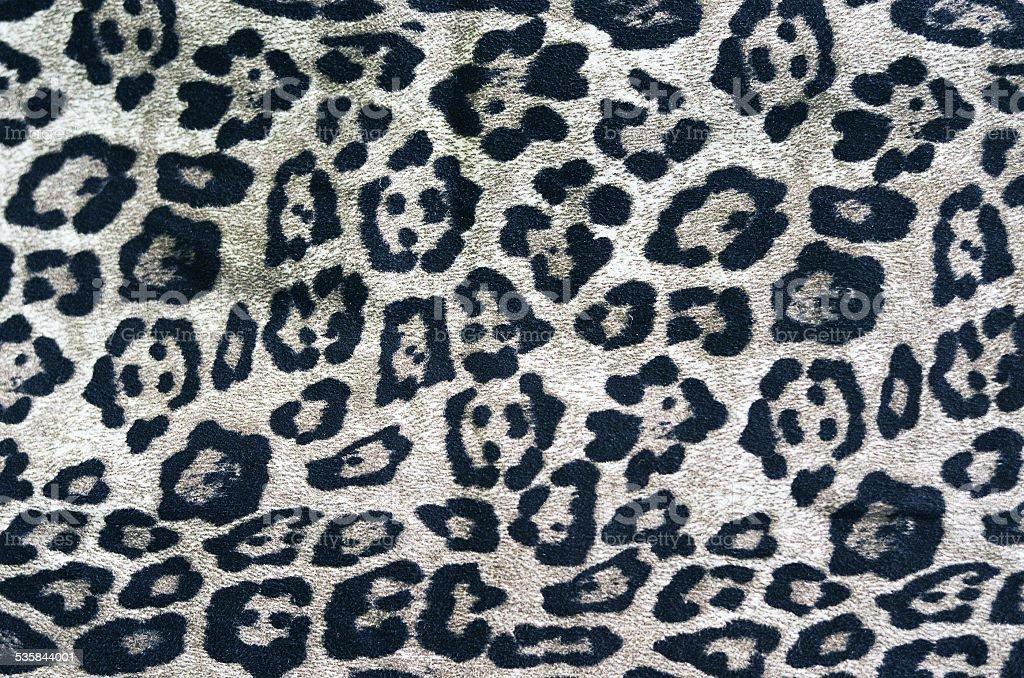 Leopard pattern stock photo