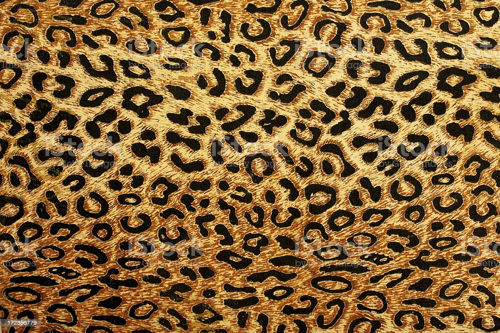 Leopard Texture royalty-free stock photo