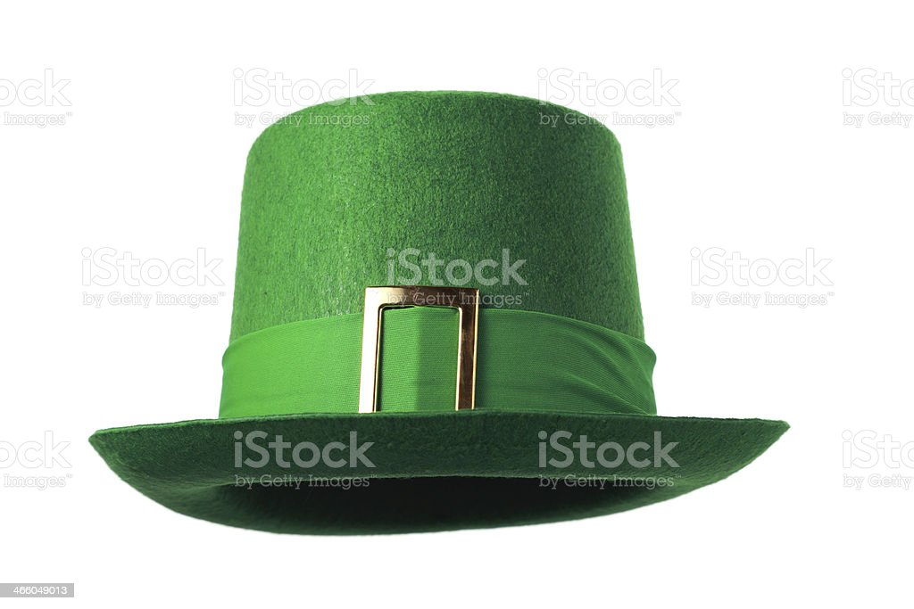 Leprechaun hat royalty-free stock photo