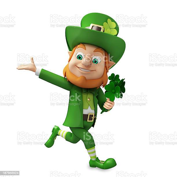 Leprechaun in green celebrating st patricks day picture id187955524?b=1&k=6&m=187955524&s=612x612&h=lh3n9ccucpkpsa6uyr8upr  i9iy0 pm a  lwlwx5o=