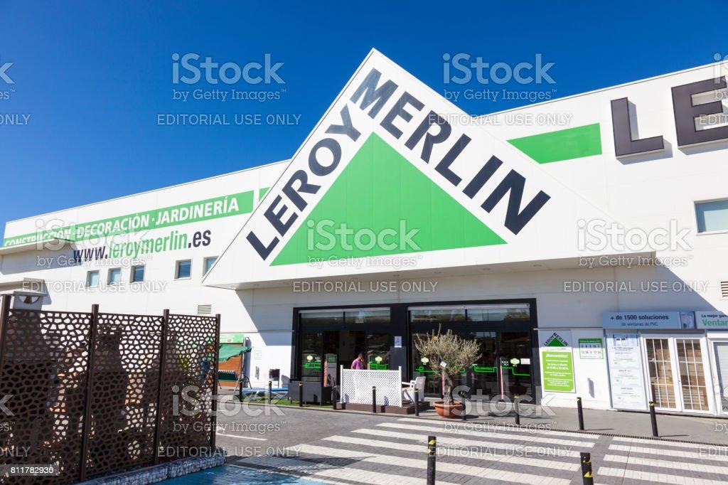 Leroy Merlin store