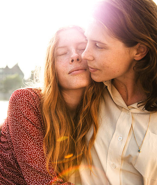 Free teen lesbian sex while standing 107 Lesbian Love Two Women Standing Together In Romantic Position Stock Photos Pictures Royalty Free Images Istock