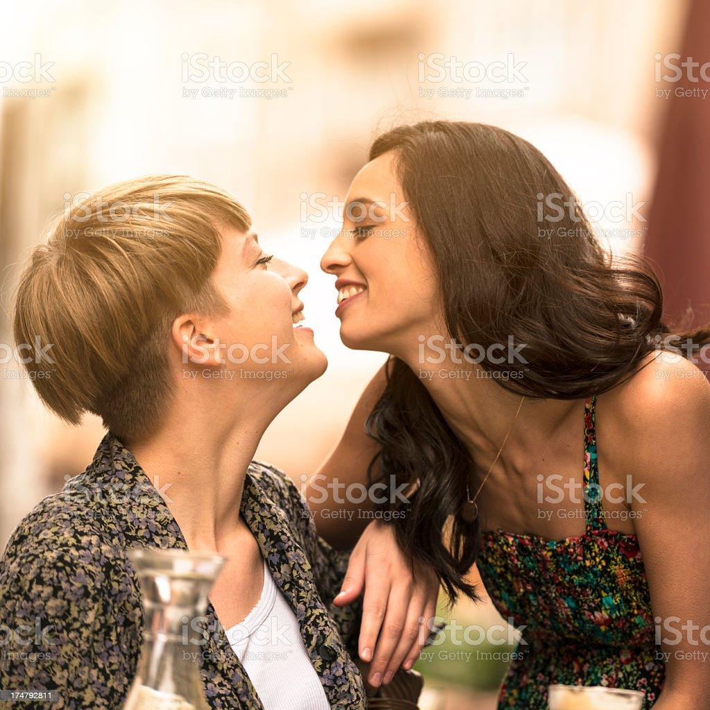 Ragazza lesbica pic