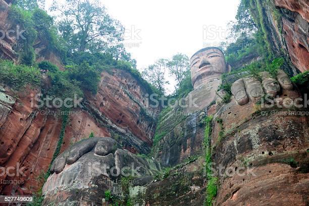 Photo of Leshan Giant Buddha