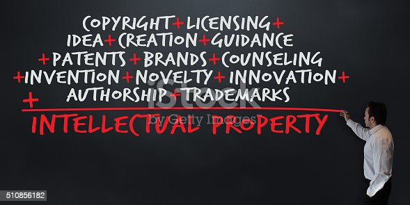 istock Lesson: Intellectual Property 510856182