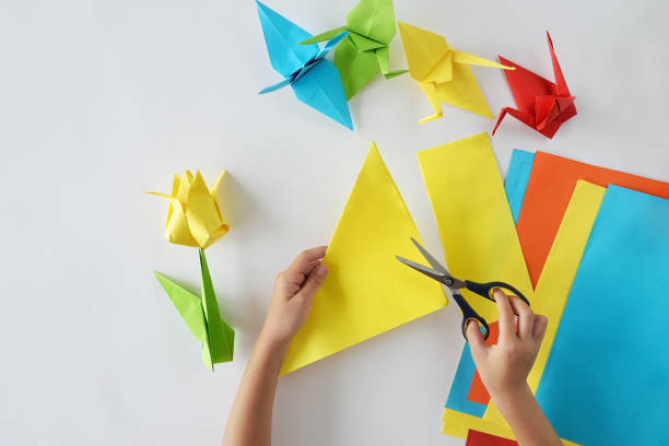 Royalty Free Origami Train Pictures Images And Stock Photos Istock