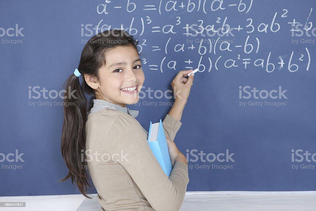 Lesson stock photo