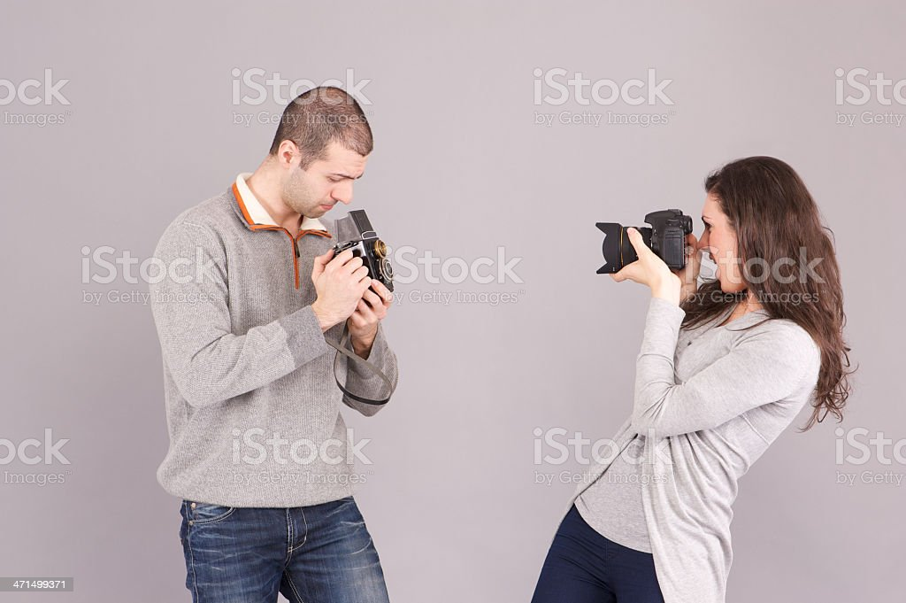 lessons of photography royalty-free stock photo