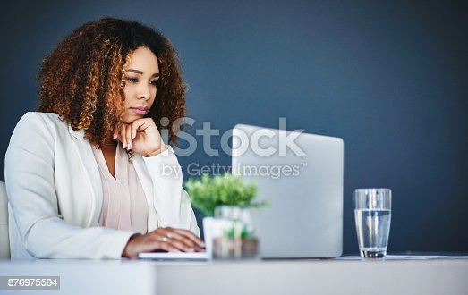 istock Let me get these tasks done 876975564