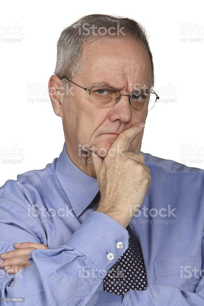 Let Me See... royalty-free stock photo