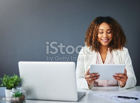 istock Let me see what this device can do for me 876977872