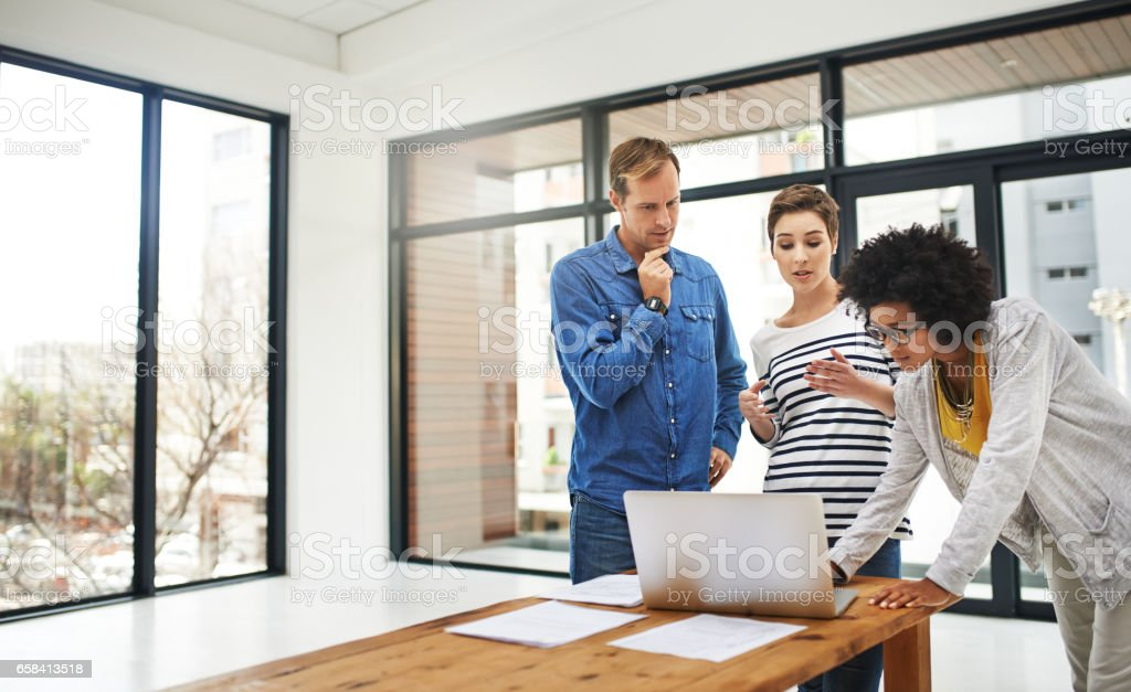 Let me show you what I've got so far... stock photo