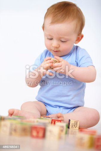 489225417istockphoto Let me spell it out for you - feed me 489268341