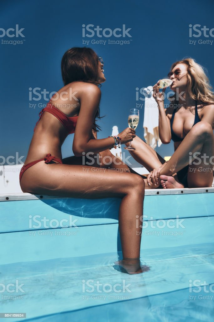 Let the vacation begin. royalty-free stock photo