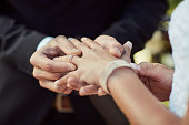 istock Let this be a symbol of our eternal love 1179390367