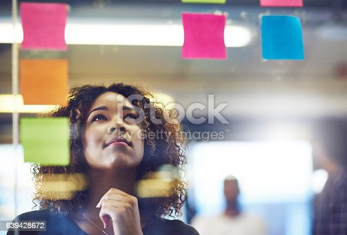 istock Let your brain be your best friend when problem solving 639428672