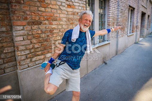 active senior training in the city