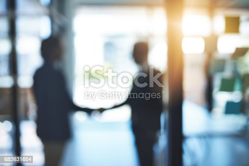 istock Let's call it a deal 682631654