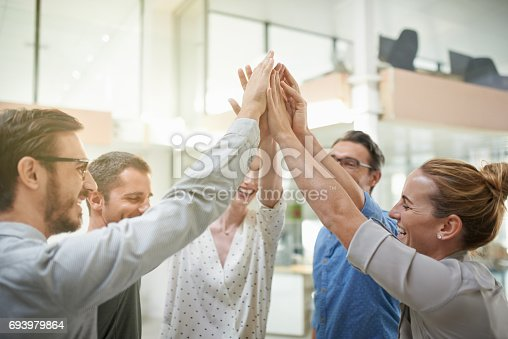 istock Let's do it to win it! 693979864