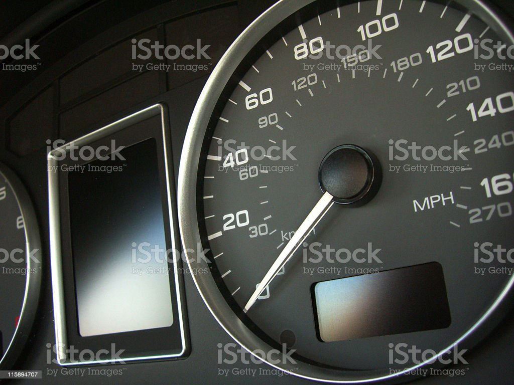 Let's do some speed royalty-free stock photo
