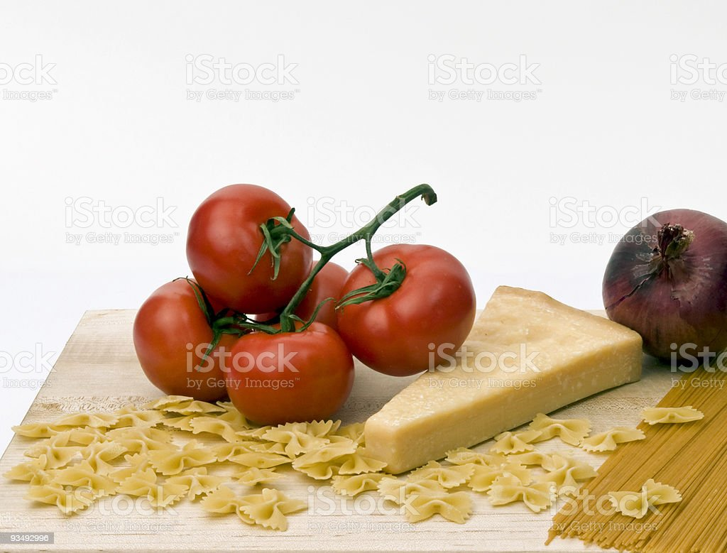 Lets Eat Italian Style Stock Photo Download Image Now Istock