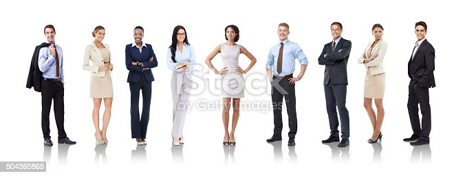 istock Let's get down to business 504365865