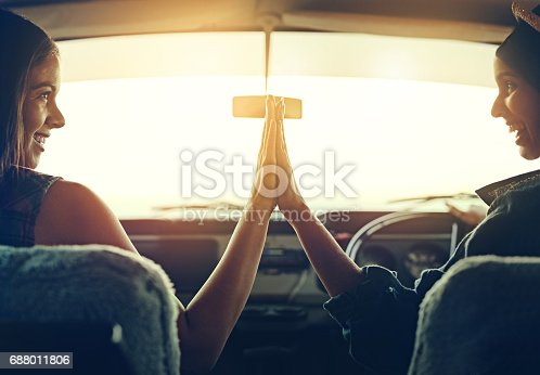 907987862 istock photo Let's get going! 688011806