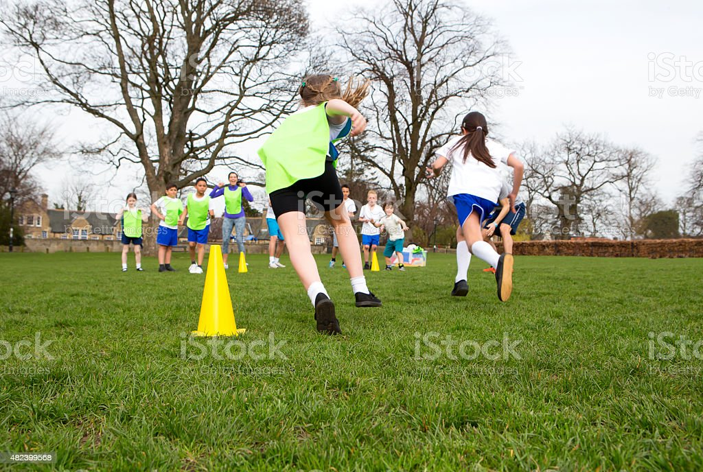 Lets Get Physical stock photo