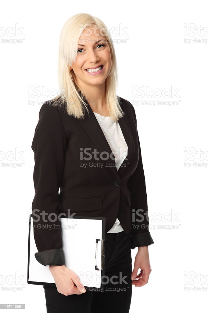 Lets get to work! stock photo
