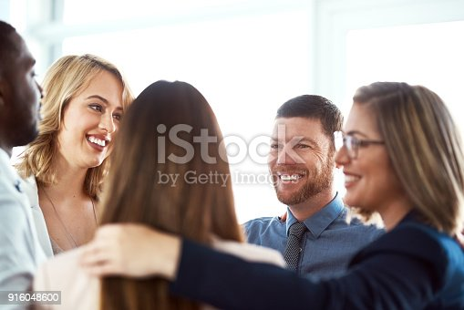 istock Let's get together 916048600