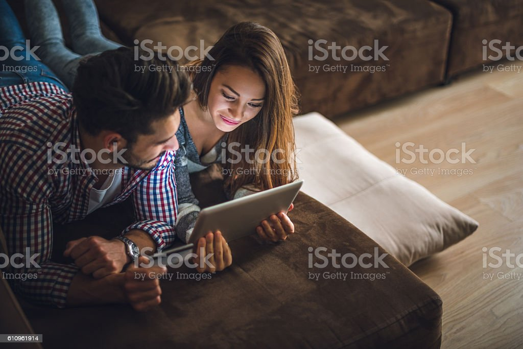 Let's gets this stock photo