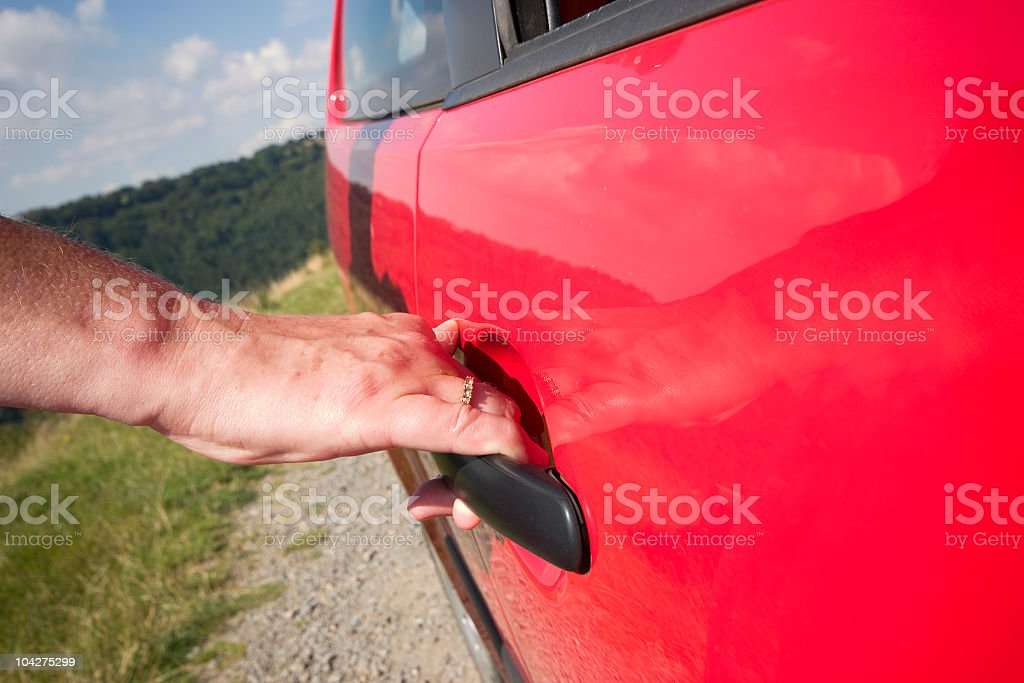 lets go royalty-free stock photo