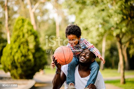 889172928istockphoto Let's go to play basketball. 904513388