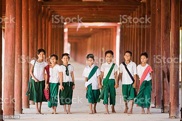Lets Go To School Stock Photo - Download Image Now
